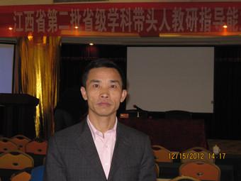工作室顾问谢晓云(省级学科带头人)